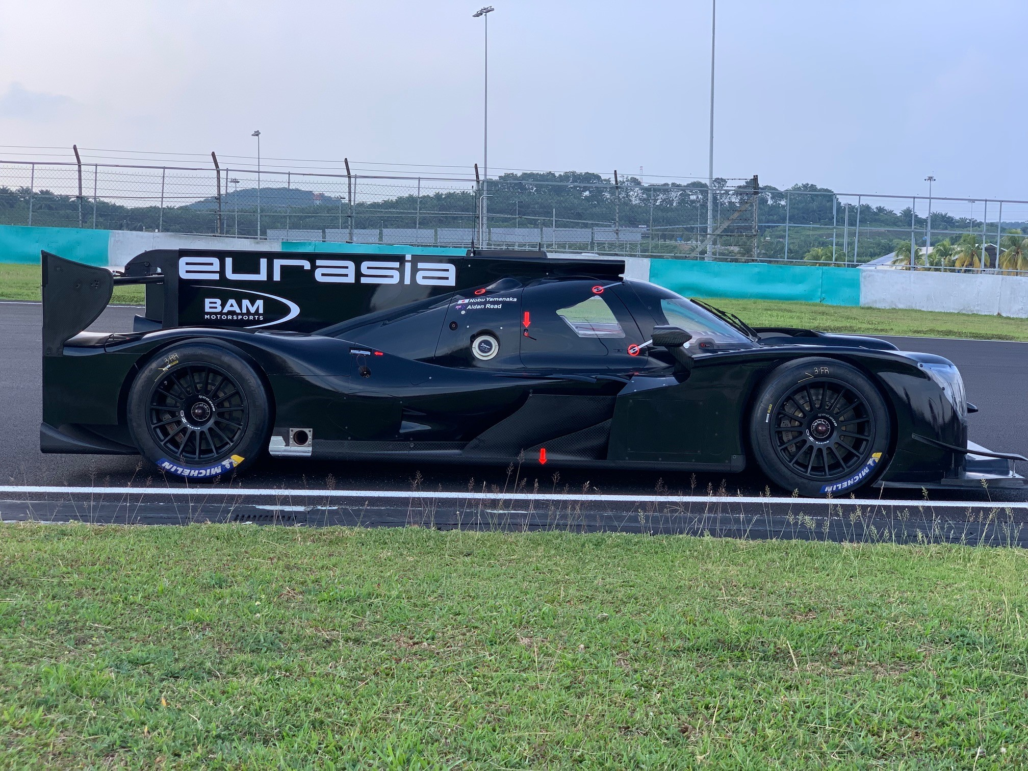 Eurasia Motorsport return to the Asian Le Mans Series