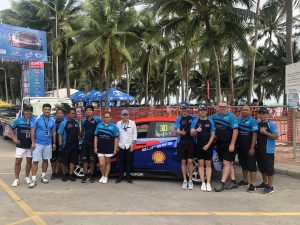 Eurasia Motorsport in the TCR Asia Series