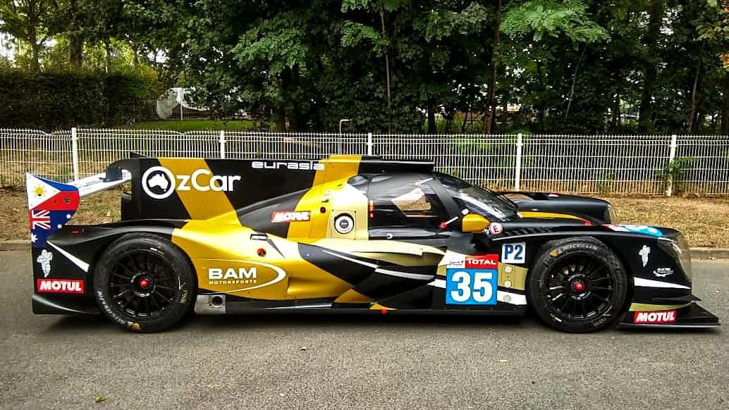 2020 Le Mans Ligier