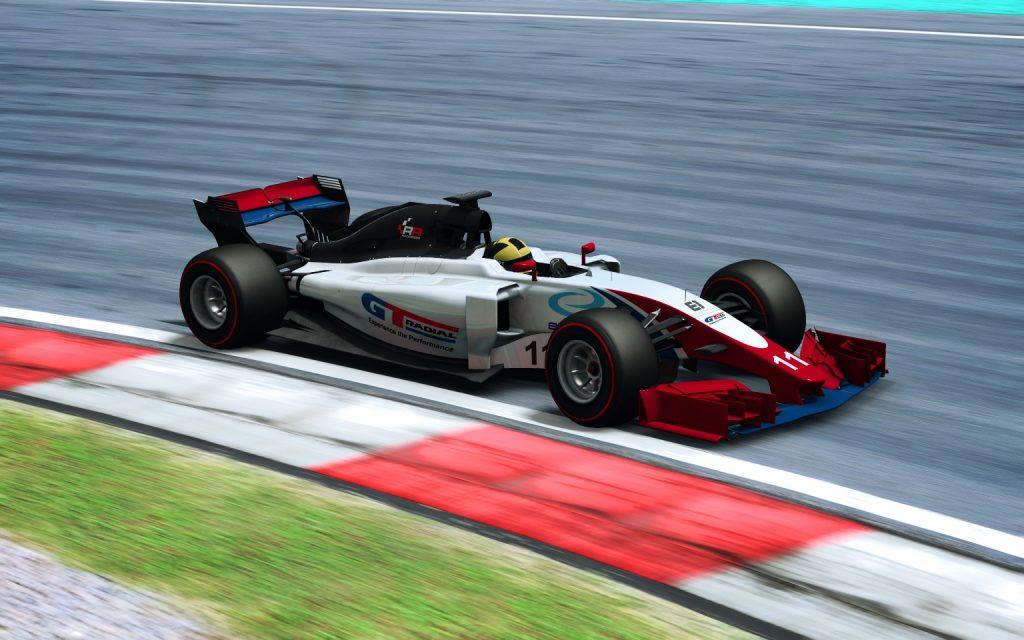 GT Radial Eurasia Motorsport embrace the inaugural E1 Championship